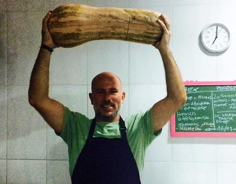 Daniel Badaui, fondatore di Salve! Comedoria