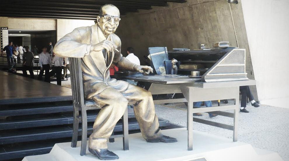 statua-manuel-bandeira-rio-de-janeiro