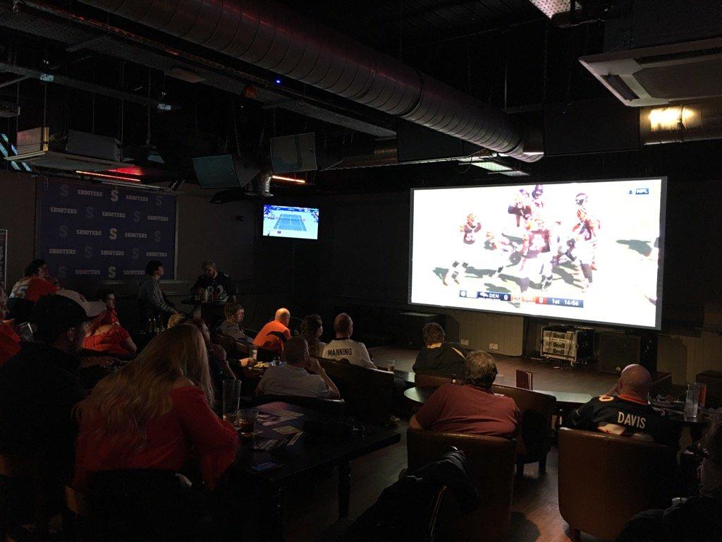 Touchdown Trips Denver Broncos UK Manchester 2016 Meet Up