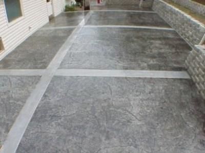 Denver Custom Concrete Patio