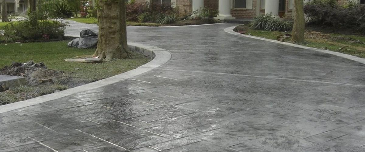 Denver concrete driveway premier contractor