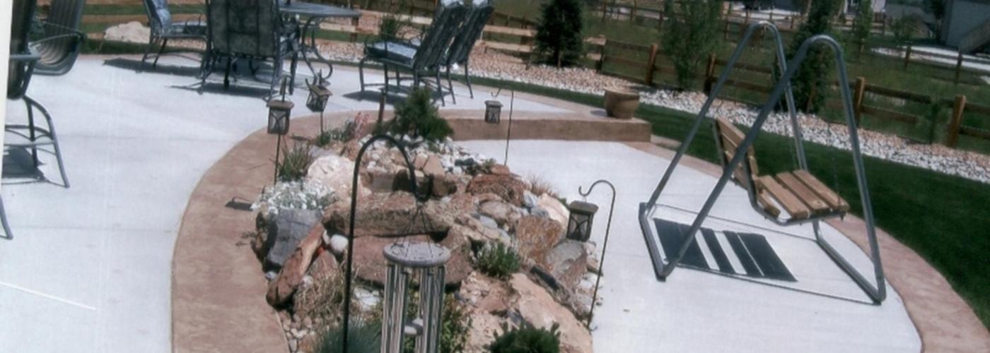 Denver Backyard Patio Revolution - Denver Decorative Concrete ...