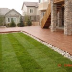 Denver Custom Concrete Example