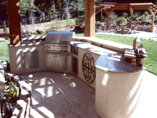 Denver Outdoor Kitchens U0026 BBQ Islands, Common Upgrades