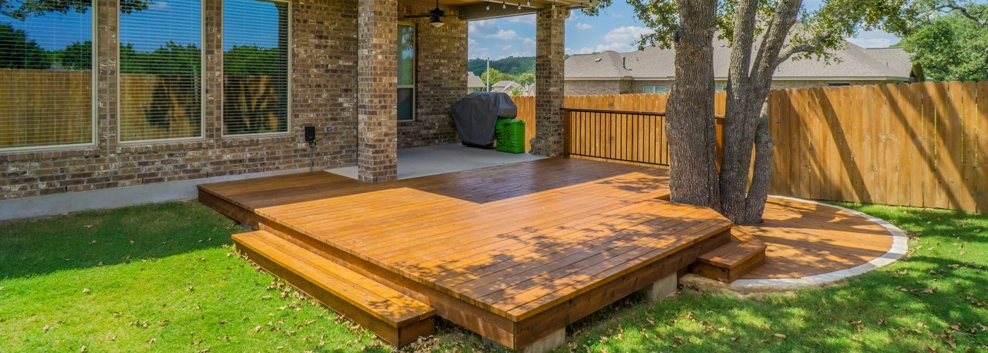 Denver Outdoor Deck Design & Carpentry Construction on Wood Deck Ideas For Backyard  id=30718