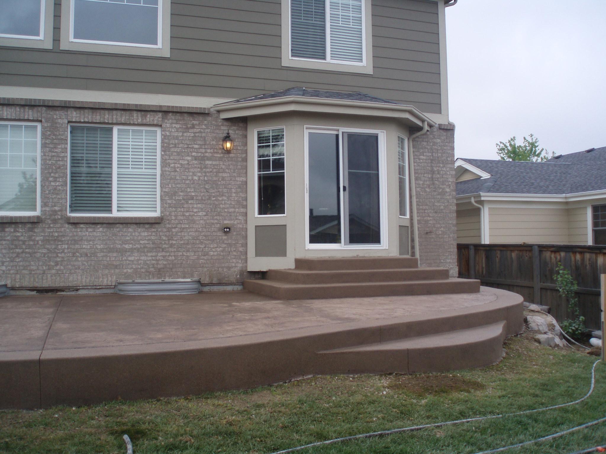 stamped concrete patios diehl