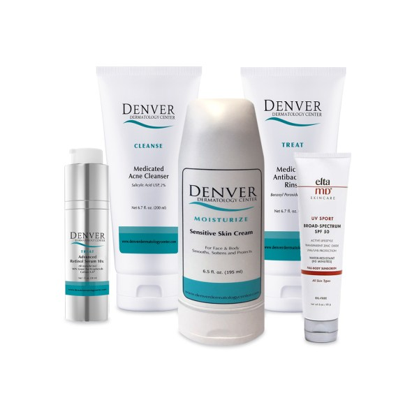 Acne Level 2 Package