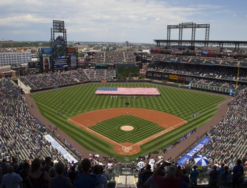 What to do in Denver this week: Colorado Rockies