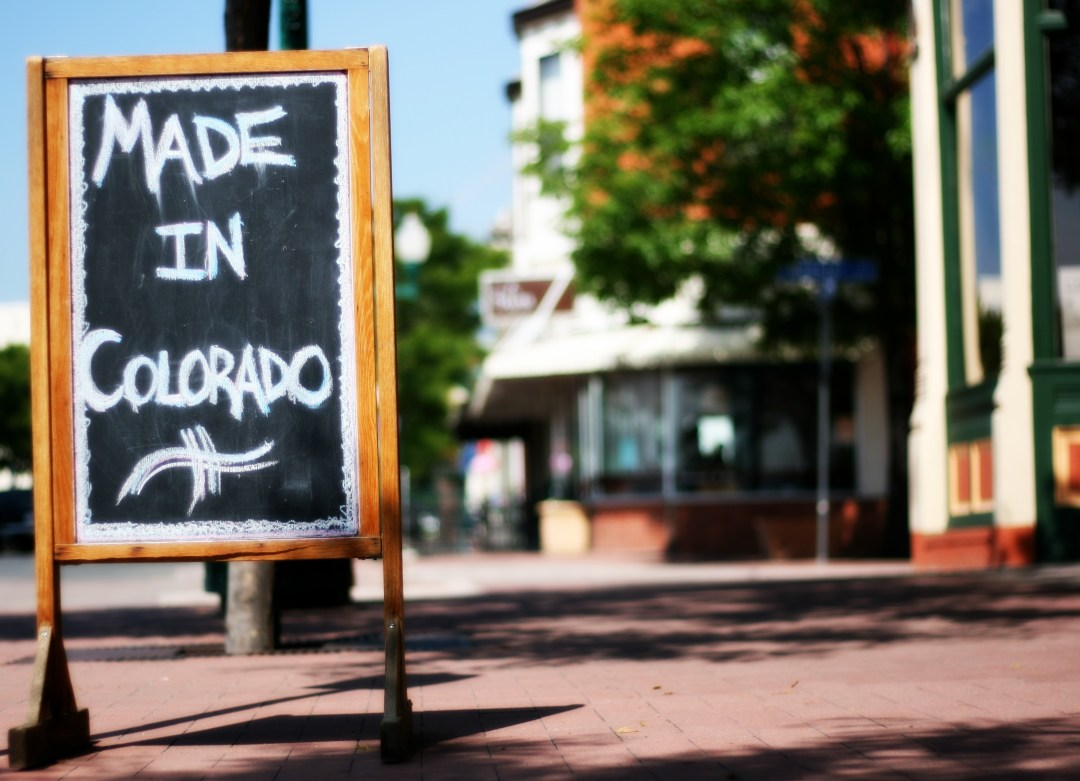 Why I Shop Local and You Should Too: Made in Colorado