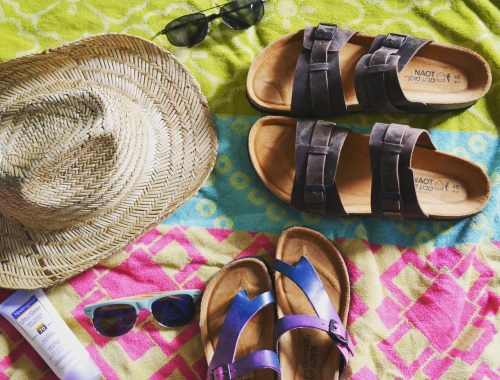 Naot and Dardano's trunk show and donation event