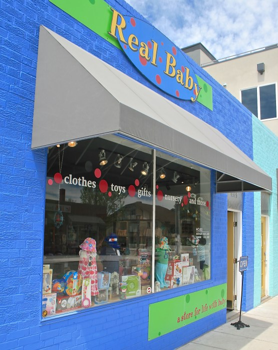 Small Business Saturday Denver Real Baby