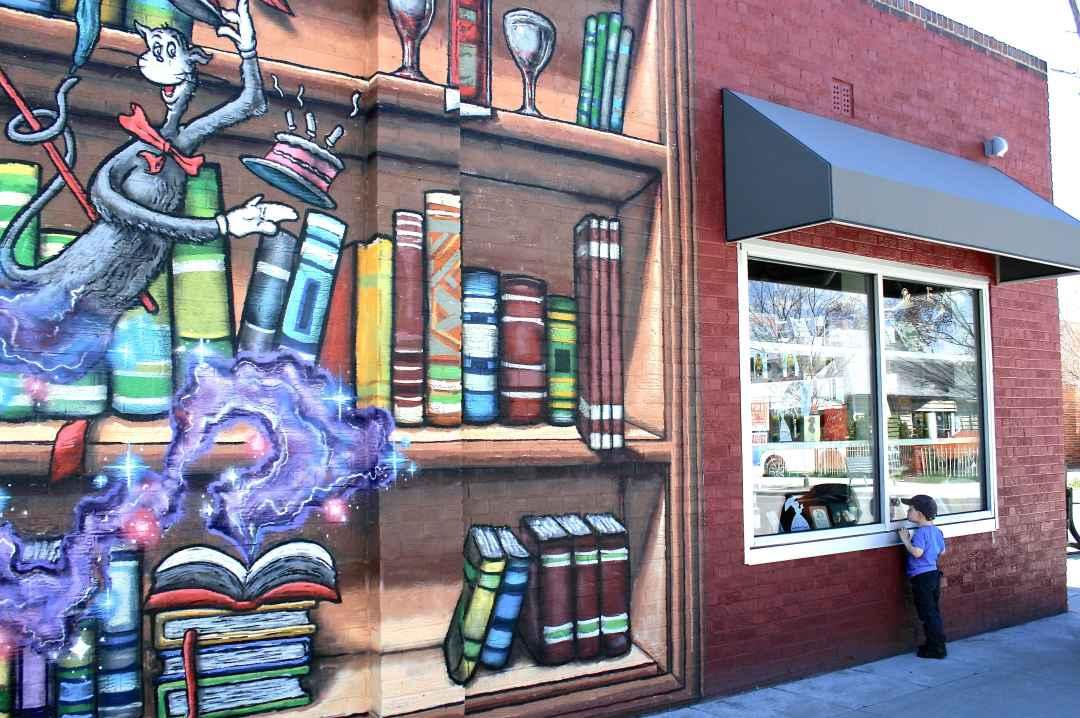 Small Business Saturday Denver Bookbar