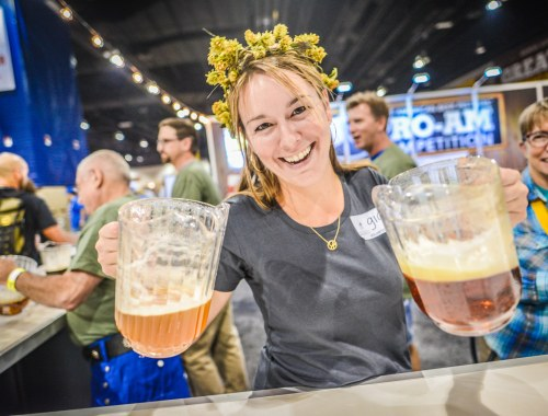 Denver this week September 23 - 30, 2016: Great American Beer Festival