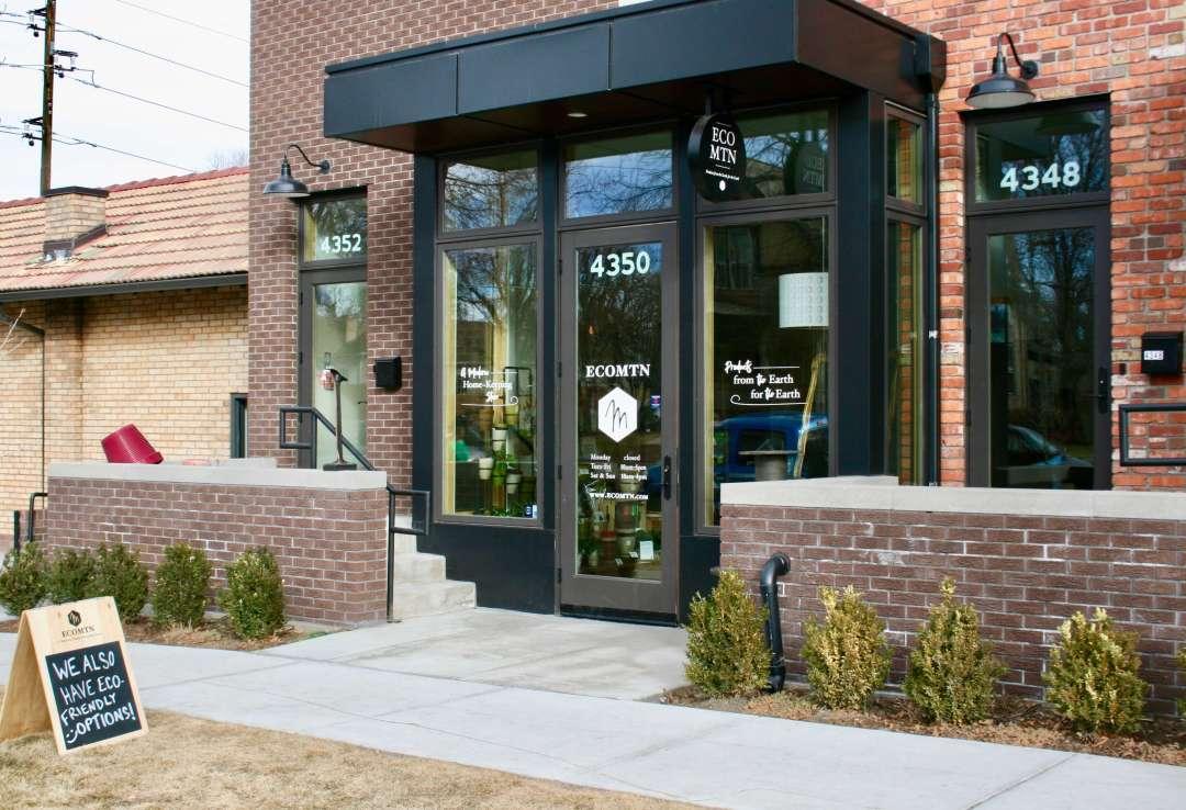 Denver women's boutiques Sunnyside
