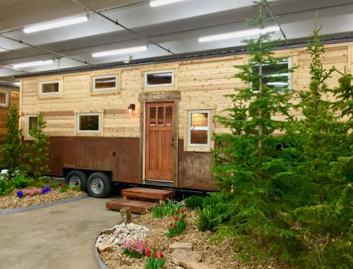 In Denver this week March 17-23, 2017 SimBLISSity Tiny Homes_Denver Home Show