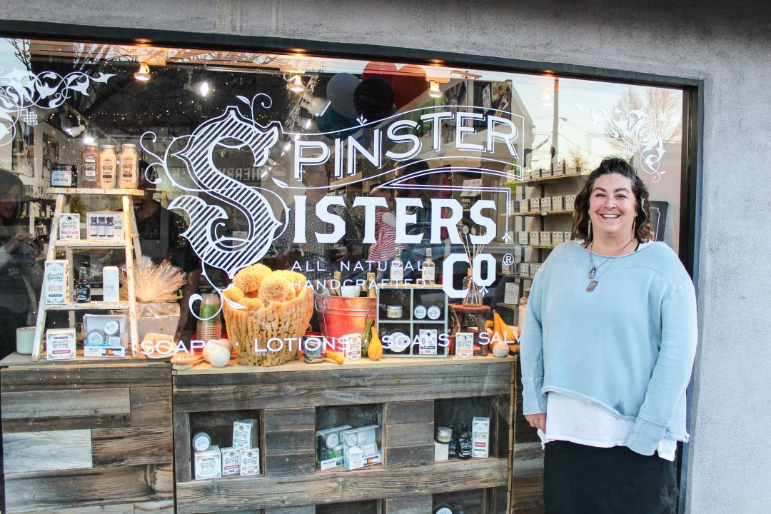 Small Business Saturday Denver Spinster Sisters