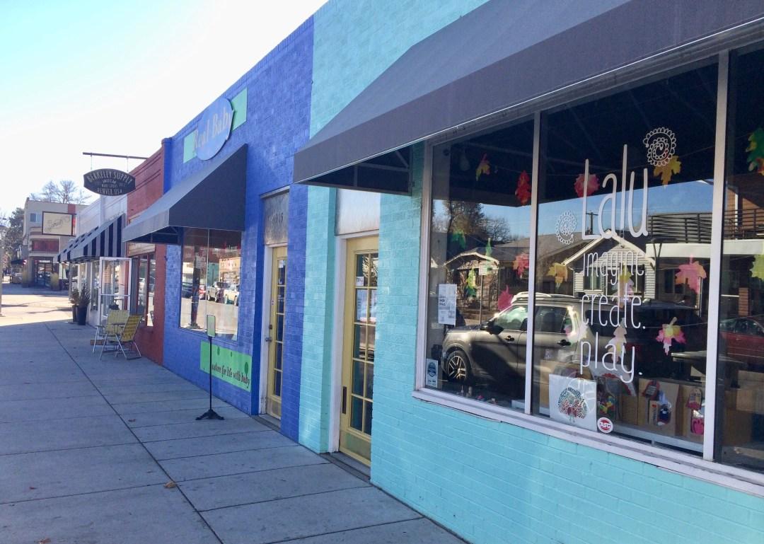 Tennyson Street Denver small businesses