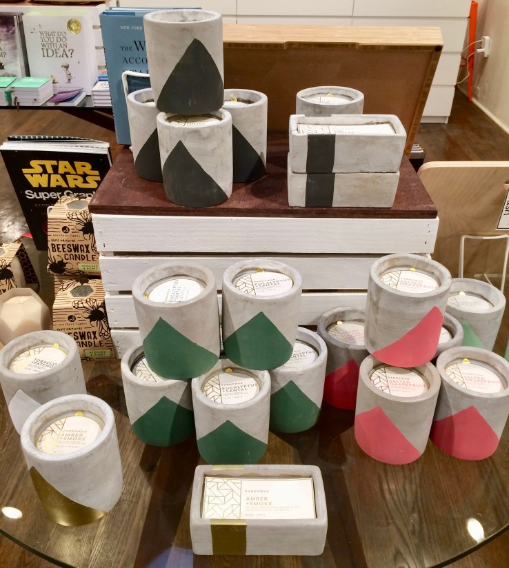 Last-Minute Gifts in Denver -- Cooper and Dash -- candles