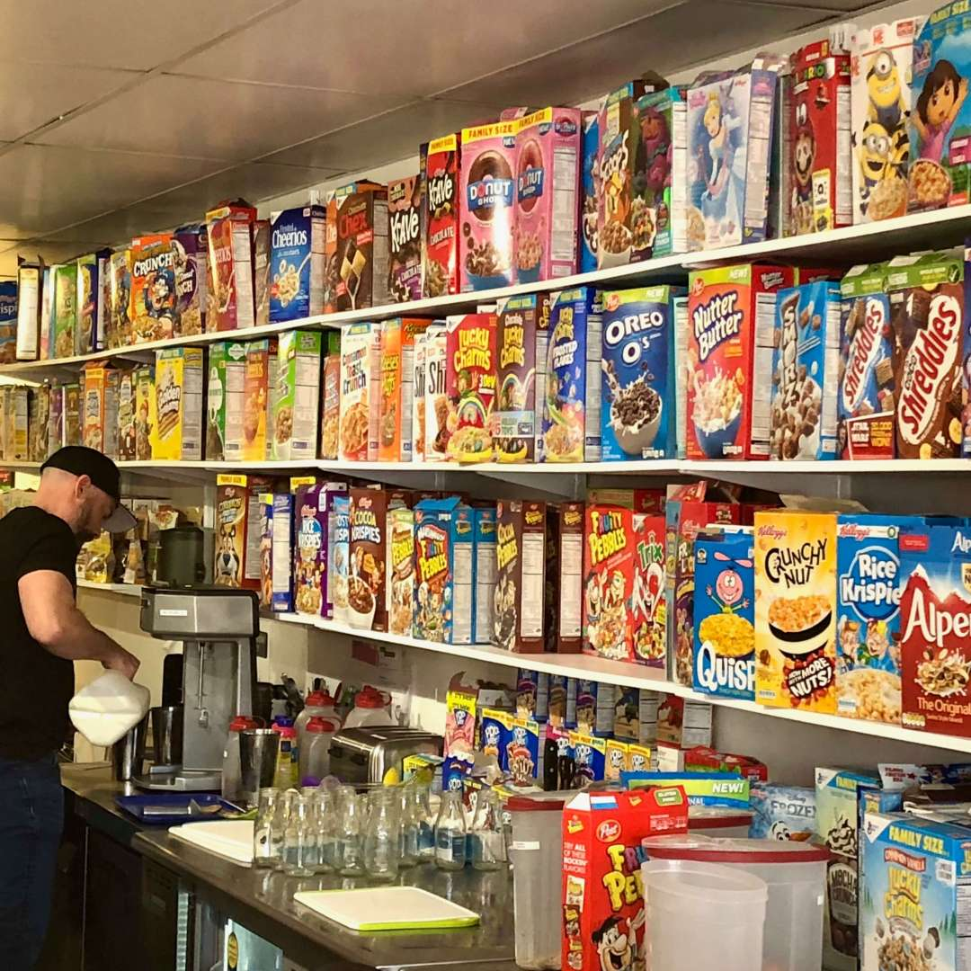 Valentine dates with kids in Denver -- The Cereal Box