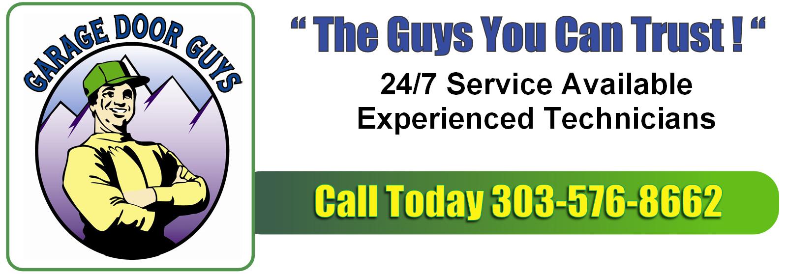 Garage Door Repair Parker | Installation, Services, Company ...