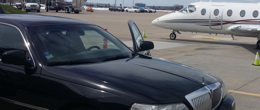 Centennial Airport & Lincoln Town Car