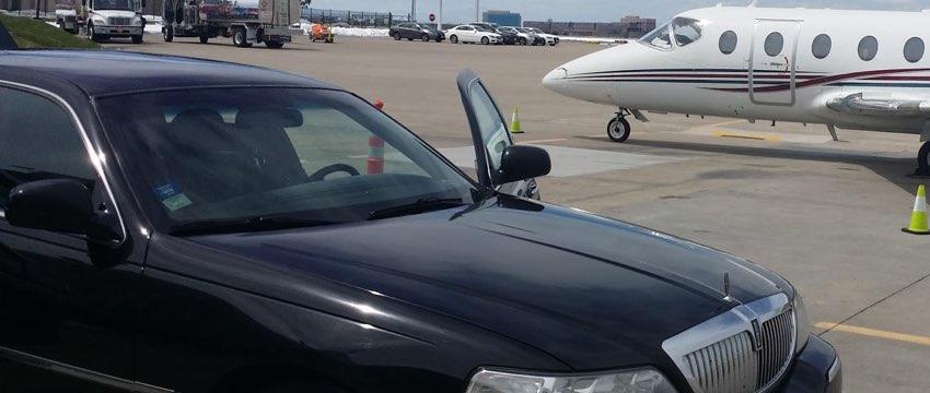 Denver Airport Luxury Car Service Black Car Service