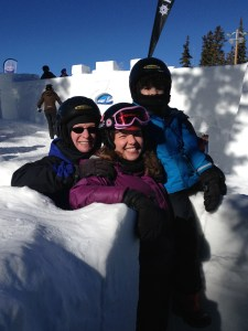 The snow fort at Keystone is only the tip of the iceberg when it comes to kid-friendly features.