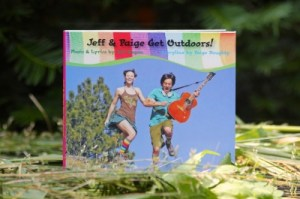 Jeff and Paige Get Outdoors CD has lots of great biology, ecology, and geology.