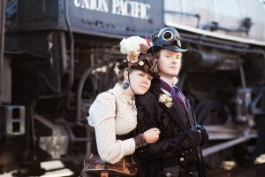 Steampunk-Couple-1