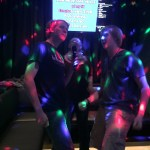 "He said/She said, a ""duet"" at the new Voicebox Karaoke"