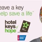Hotel Keys for Hope