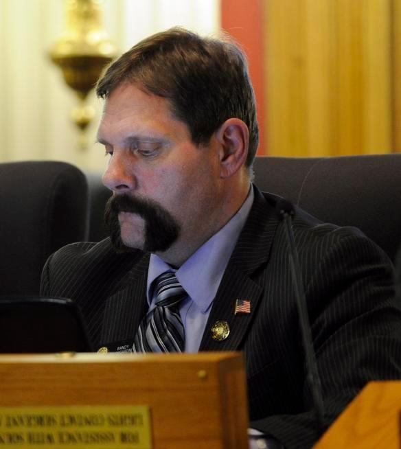 Rep. Randy Baumgardner, House State Affairs committee.