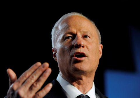 U.S. Rep. Mike Coffman, R-Colo., speaks during an election night gathering at the Hyatt Regency Denver Tech Center on Nov. 4, 2014.