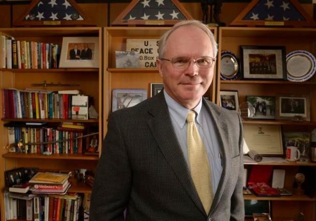 Christopher Hill, a former U.S. ambassador, ...