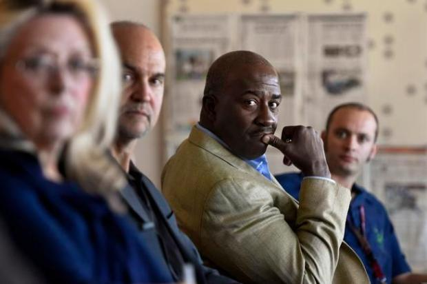 """Former Denver Post editor Greg Moore said earlier this year: """"I hope people are starting to realize how important it is to have a robust, independent news operation as part of the community fabric."""""""