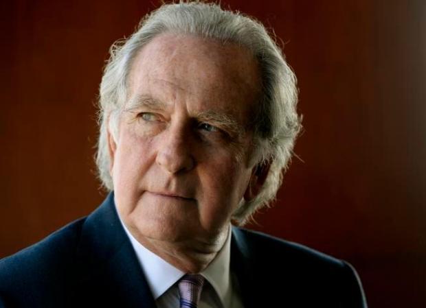 Portrait of attorney Norm Brownstein at ...