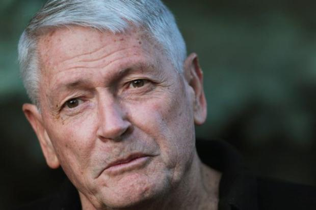 This 2011 file photo shows John Malone, Chairman of Liberty Media Corporation, attending the Allen & Company Sun Valley Conference in Sun Valley, Idaho.