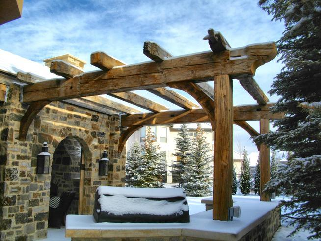 Create An Outdoor Room With A Pergola The Denver Post