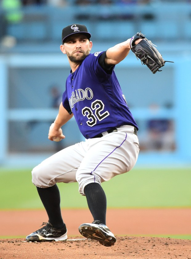Tyler Chatwood.