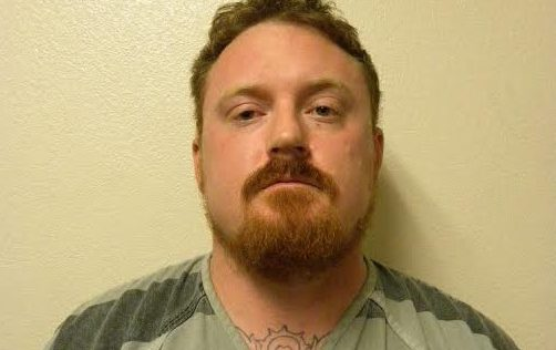 officer james ashby. photo provided by otero county jail