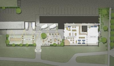 Boulder food truck park opening on valmont in july the for Food truck design layout