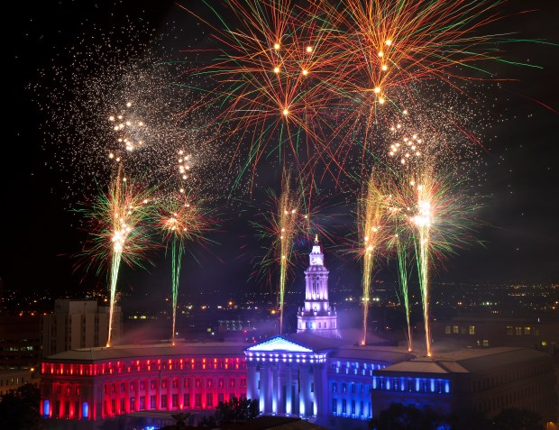 10 questions to test your knowledge of independence day independence day fireworks light up the sky over civic center in denver on july 3 spiritdancerdesigns Gallery