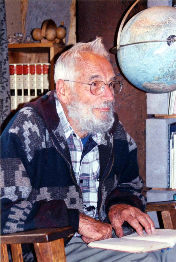John Candler Cobb II in 2004.