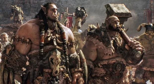 """Orc chieftain Durotan and his horde invade a peaceful world in """"Warcraft,"""" based on the video game."""