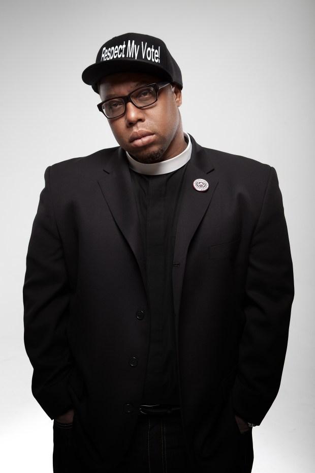 Rev. Lennox Yearwood Jr.