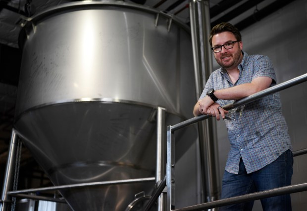 DENVER, CO - July 07: Renegade Brewing company owner Brian O'Connell at the brewery July 07, 2016. (Photo by Andy Cross/The Denver Post)