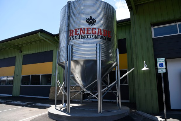 DENVER, CO - July 07: Renegade Brewing Company brewery July 07, 2016. (Photo by Andy Cross/The Denver Post)