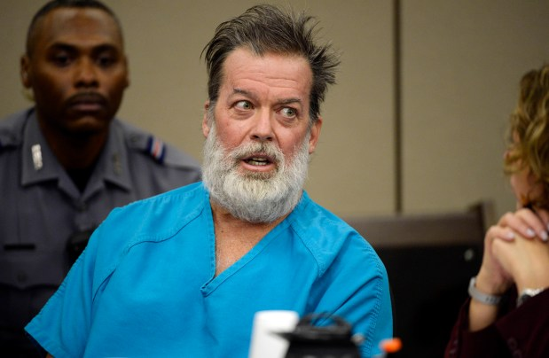 Judge delays ruling on competency hearing for admitted Planned Parenthood shooter
