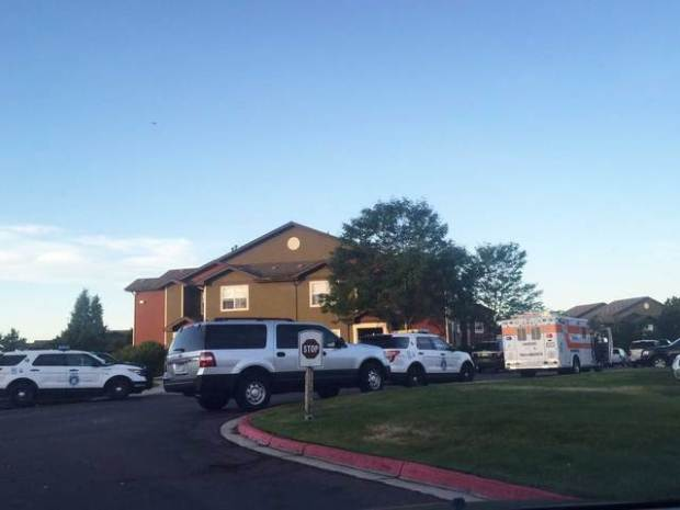 Green Valley Ranch Colorado >> Denver SWAT standoff ends with armed man in custody – The ...