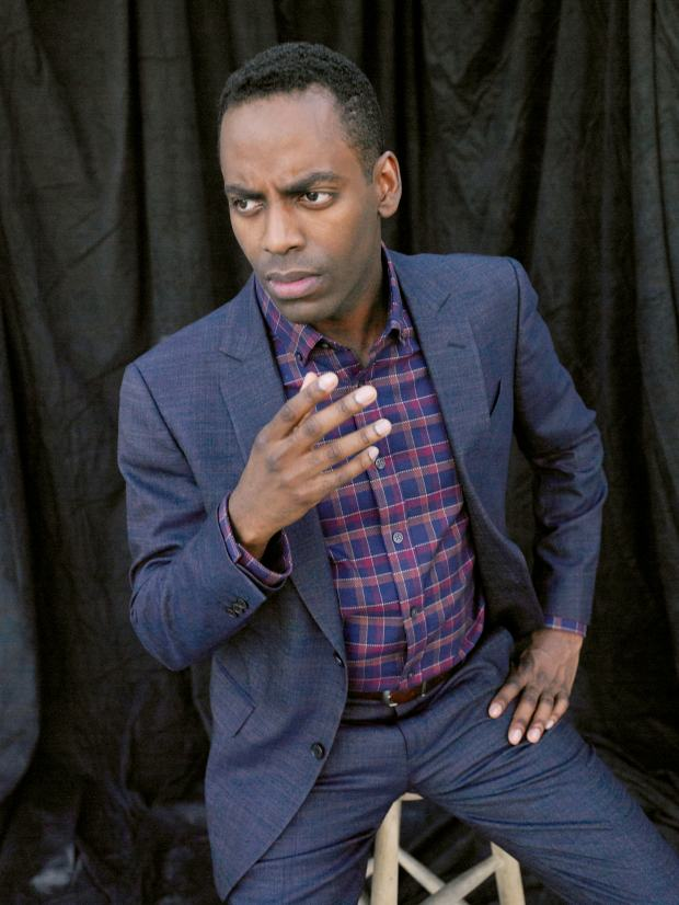 "Los Angeles comic Baron Vaughn, a comedy festival veteran and guest star on Season 2 of ""Those Who Can't,"" will bring his ""New Negroes"" showcase to the fourth annual High Plains Comedy Festival Aug. 25-27 in Denver."